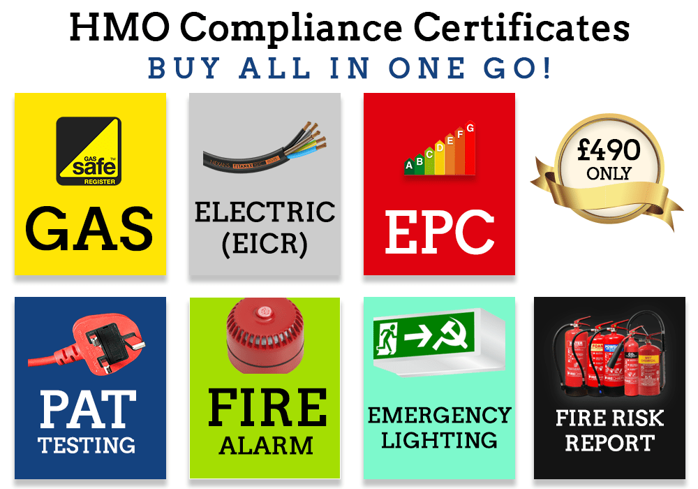 hmo compliance certificates