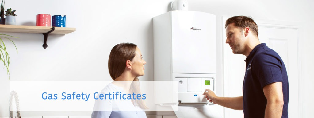 Landlord Certificates for Renting a Property - Gas safety certificate & EPC