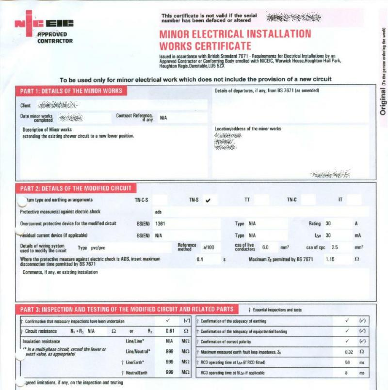 What Is An Eicr Electrical Installation Condition Report